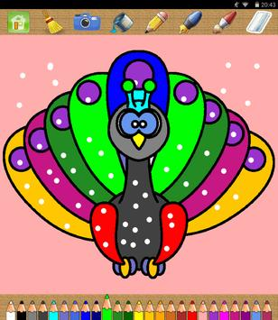 💗 Kids Coloring Book apk screenshot