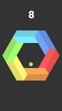 Hexagon Switch apk screenshot
