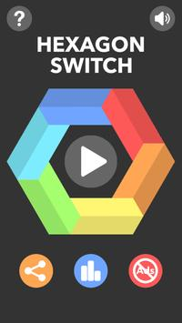 Hexagon Switch poster
