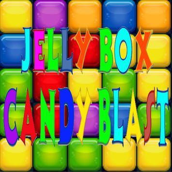 jelly box candy blast saga poster