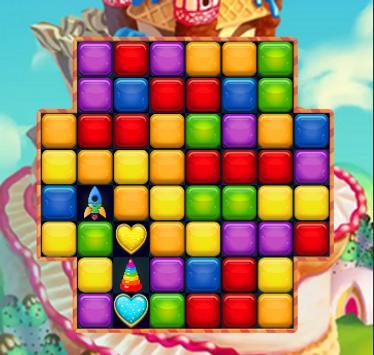 jelly box candy blast saga apk screenshot