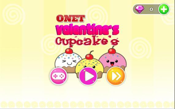 ONET VALENTINE CUPCAKE'S CONNECT screenshot 4