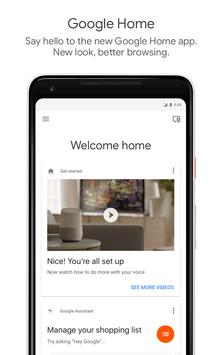 Google Home poster