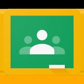 Google Classroom icono