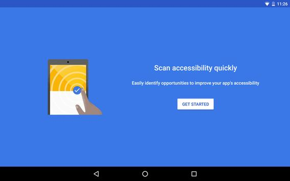 Accessibility Scanner screenshot 8