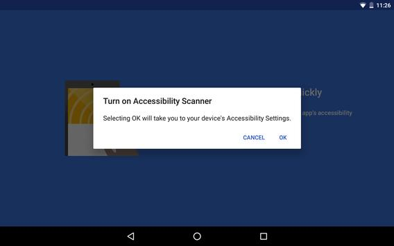 Accessibility Scanner screenshot 9