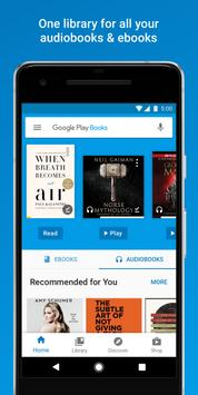 Google Play Books poster
