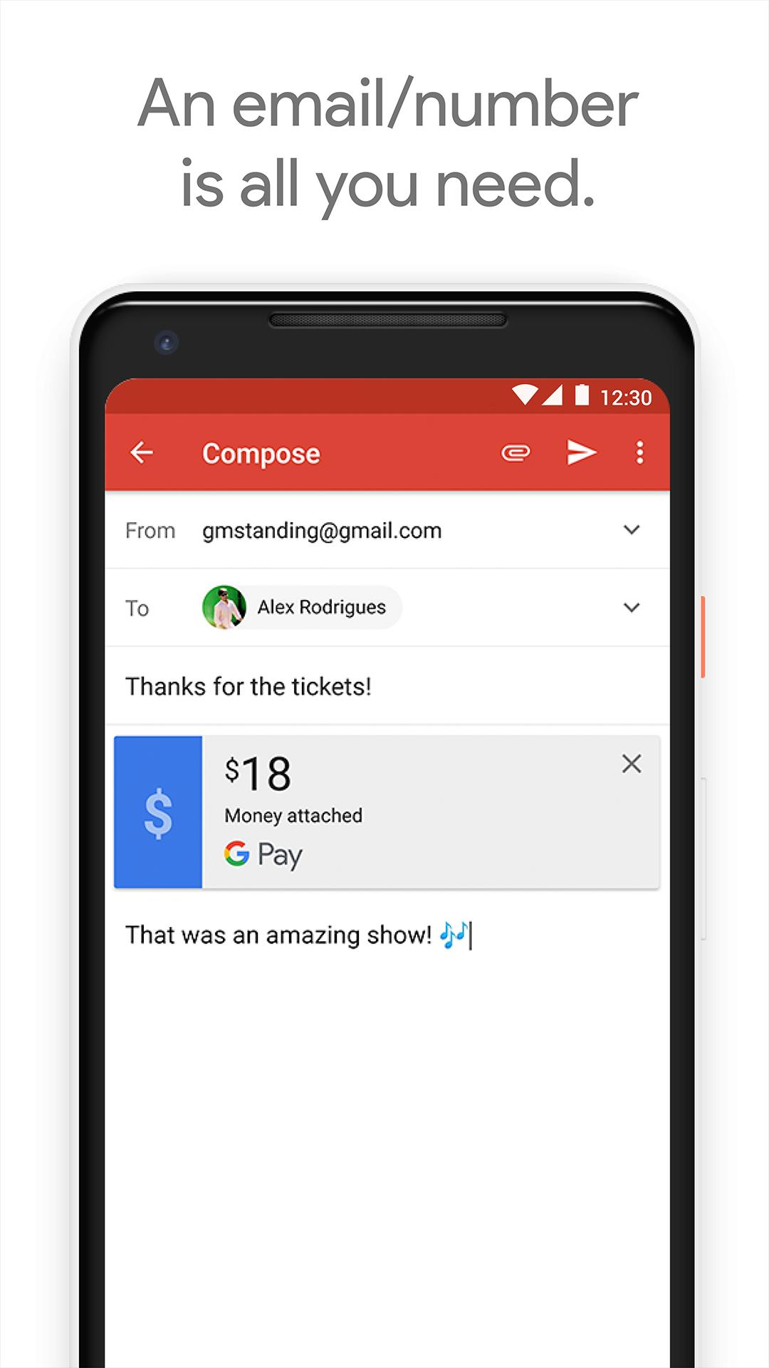 Google Pay Send for Android - APK Download