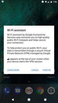 Google Connectivity Services apk screenshot
