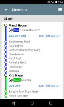 Delhi Public Transport Offline screenshot 2