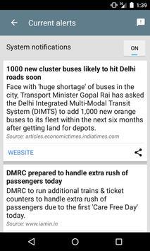 Delhi Public Transport Offline screenshot 3