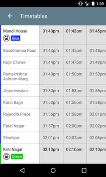 Delhi Public Transport Offline screenshot 4
