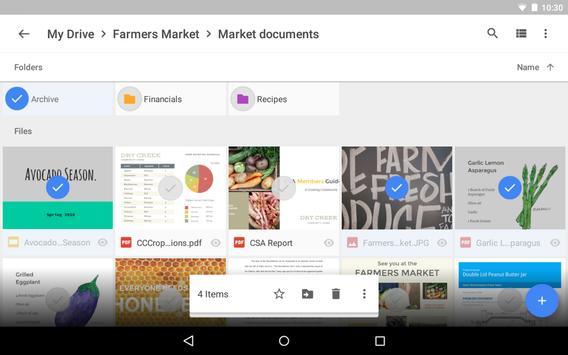 Google Drive apk screenshot