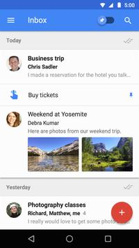 Gmail द्वारा Inbox पोस्टर