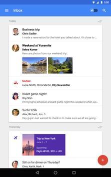 Gmail द्वारा Inbox apk स्क्रीनशॉट