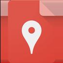 Moje Mapy Google aplikacja