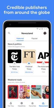Google News screenshot 4