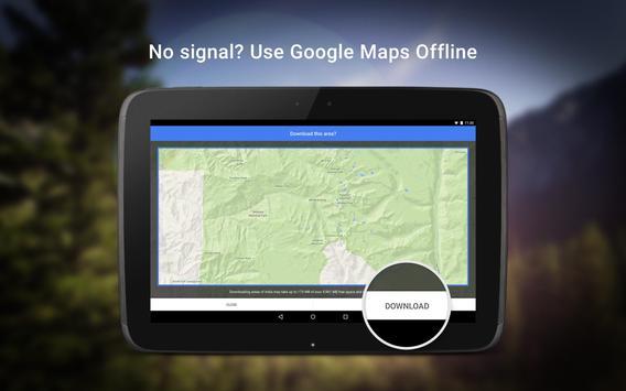 Maps captura de pantalla 13