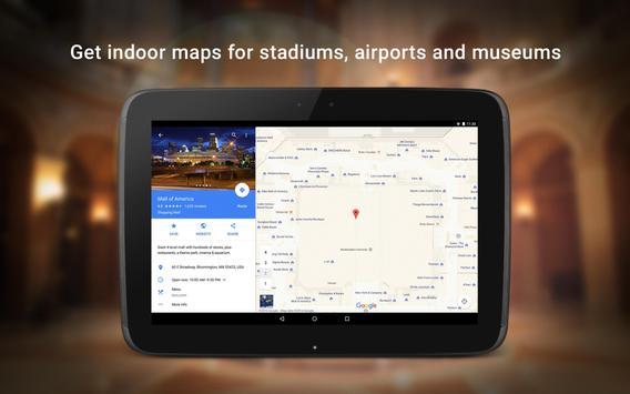 Maps captura de pantalla 15