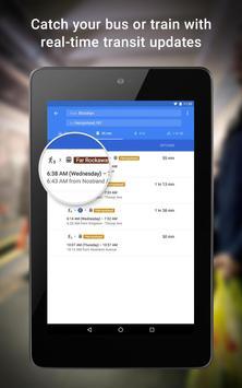 Maps: GPS e transporte público apk imagem de tela