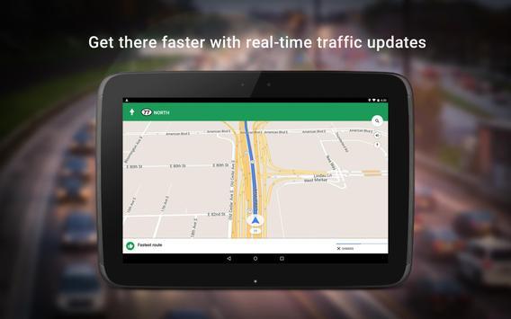خرائط تصوير الشاشة 8