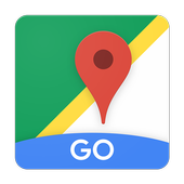 Google Maps Go – Directions, Traffic & Transport icon