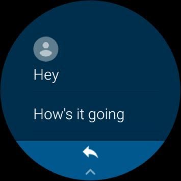 Android Messages apk screenshot