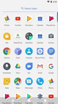 Pixel Launcher screenshot 1