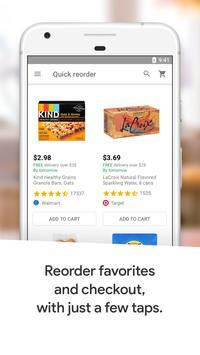 Google Express - Shopping done fast screenshot 3