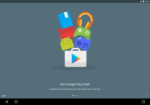 Google Opinion Rewards apk screenshot