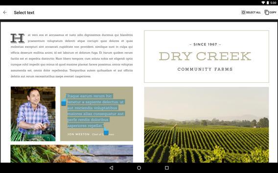 Google PDF व्यूअर स्क्रीनशॉट 5
