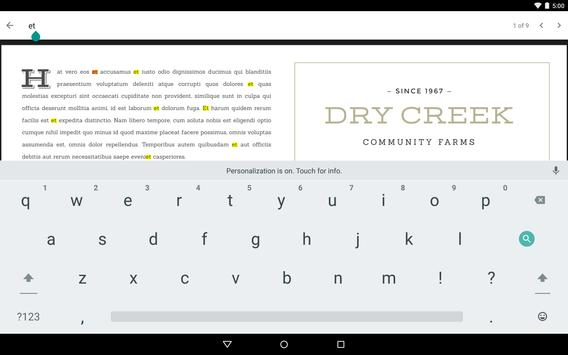 Google PDF व्यूअर स्क्रीनशॉट 6
