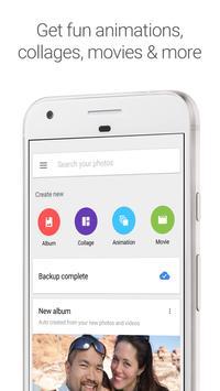 Google フォト apk スクリーンショット