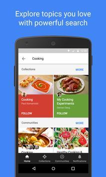 Google+ apk screenshot