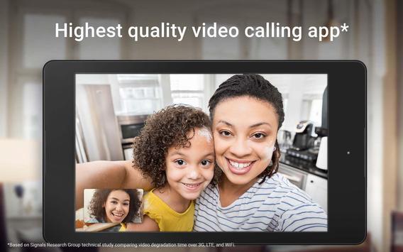 Google Duo - 高质量的视频通话 截图 11