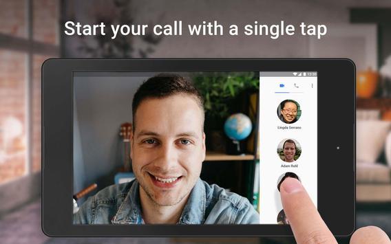 Google Duo - 高质量的视频通话 截图 12