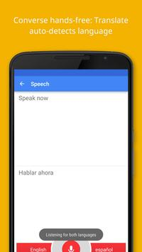 Google Translate apk screenshot