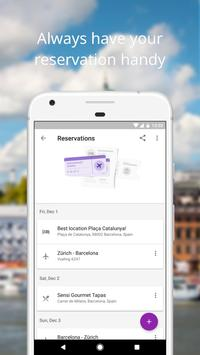 Google Trips - Travel Planner apk screenshot