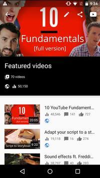 YouTube Studio screenshot 6
