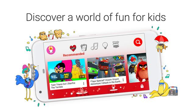 YouTube Kids poster