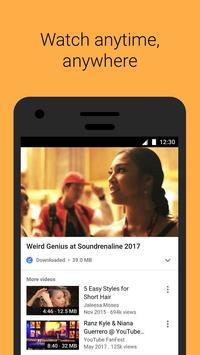 YouTube Go apk screenshot