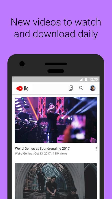 Youtube Go L Application Qu On Aimerait Tous Avoir Dans: Free Video Players & Editors APP