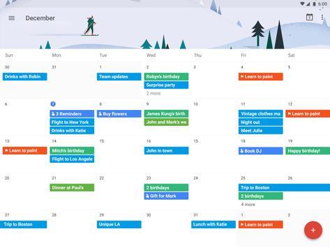 Google Calendar apk screenshot