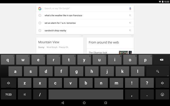 Google captura de pantalla 12