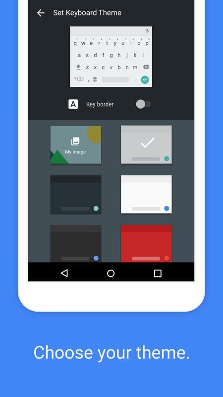 Gboard the google keyboard free download