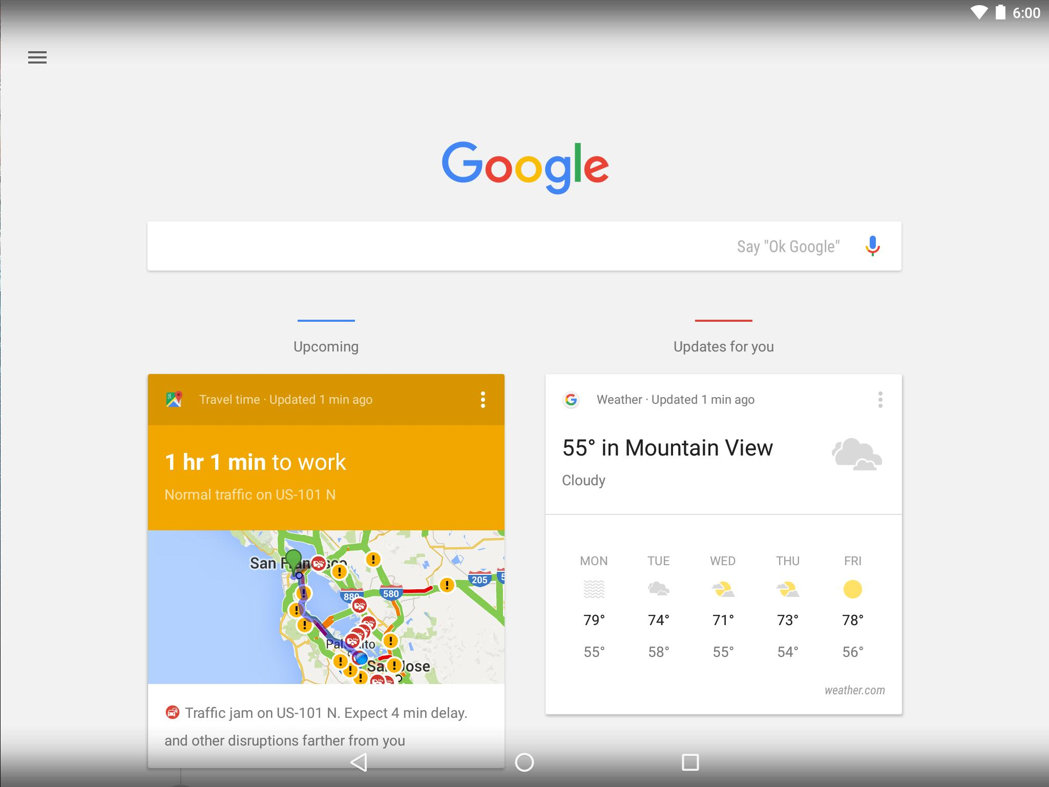 Google Now Launcher for Android - APK Download