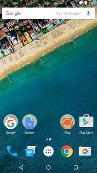 Google Now Launcher Cartaz