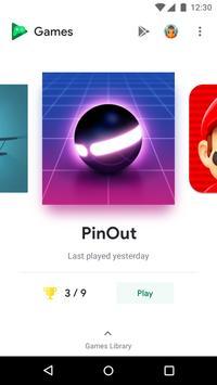 Google Play 遊戲 海報