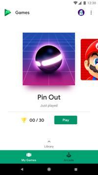 Google Play 游戏 海报