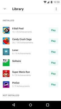 Google Play Games apk imagem de tela